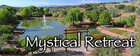 Mystical Retreat - Sedona with Khris Krepcik