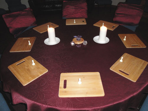 Daoist Tapping Table