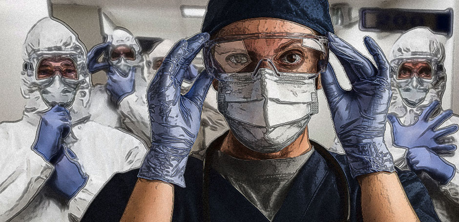 The Anatomy of Pandemic