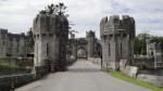 The Gates of Ashford Castle