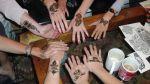 Henna Painting Night
