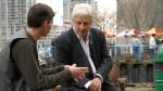 Krepcik & Wilde Talking Over Coffee