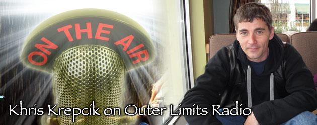 Khris Krepcik On the Radio